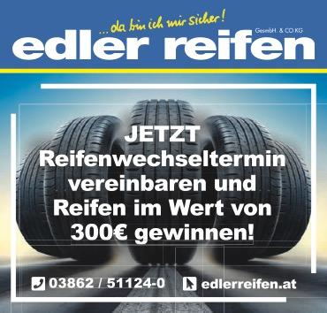 Mail an Edler Reifen